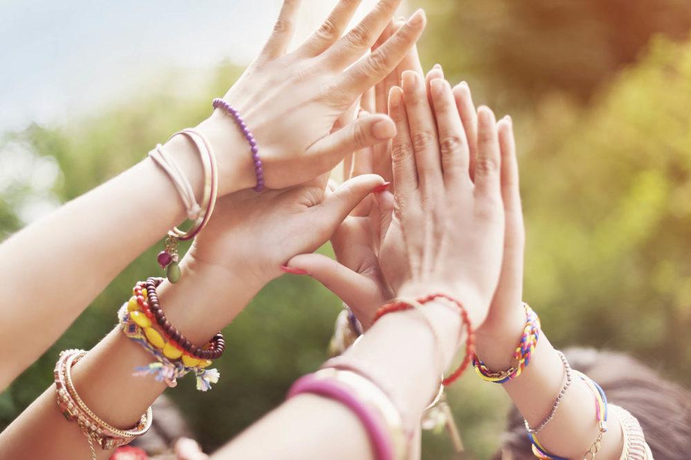 El poder sanador de nuestras manos