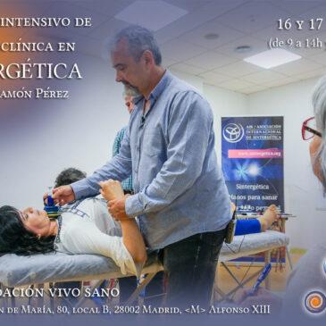 II Taller intensivo de práctica clínica en Sintergética