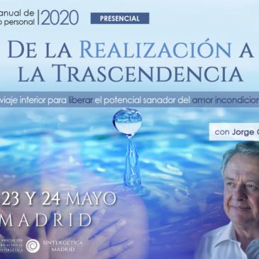 Retiro 2020, con el Dr. Carvajal