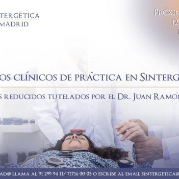 Grupos clínicos de práctica en Sintergética
